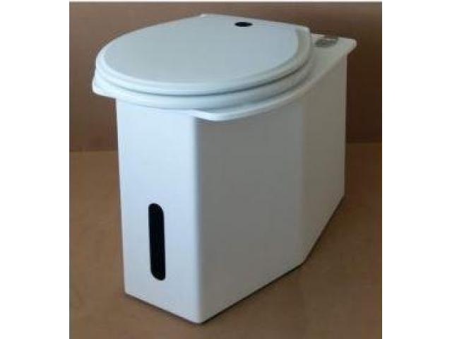 C-Head composting toilet