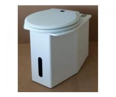 C-Head composting toilet