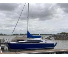 2010 Macgregor 26M - Boat,Trailer, Etec