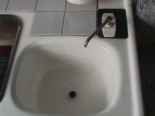 Galley and Head 12 volt Faucets
