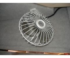 Aft berth fan installation