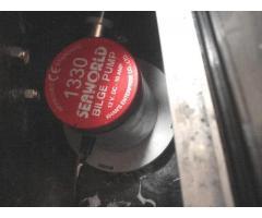 Bilge pumps installation