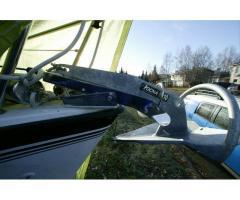 Ronca anchor and beefier roller
