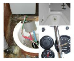 Ballast tank ventilation