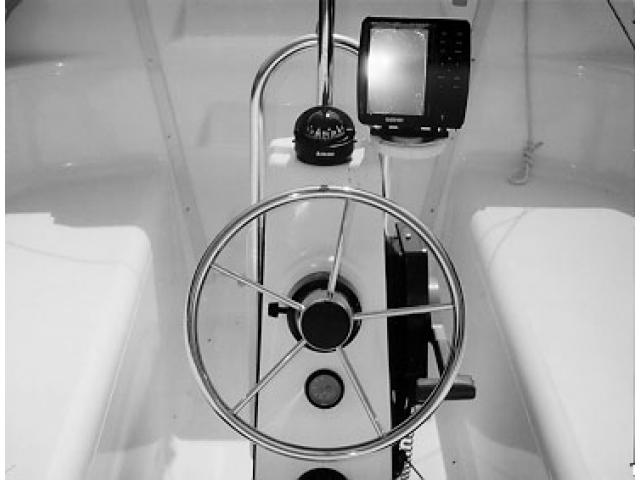 Pedestal Compass & GPS