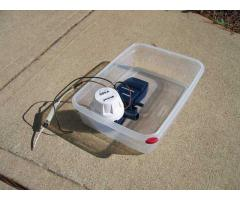 Electric Demand Water System