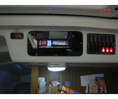Radio, Switch/Fuse Panel, Volt meter
