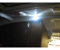 LED interior lights