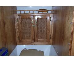 Head Storage Cabinet