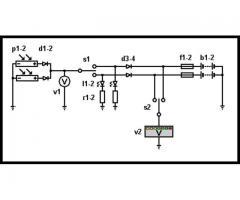 Solar Panels 2 - Control unit