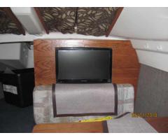 Bulk Head Flat Screen TV