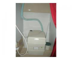 ELECTRIC HOT WATER!