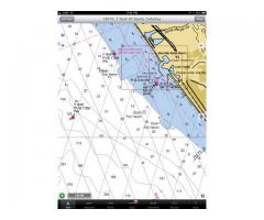 Use an iPad as a cheap and handy Chartplotter