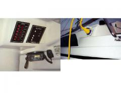 AC/DC panel install