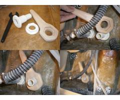 Thru-hull custom wrench