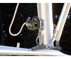Mac 19 Halyard set up