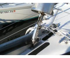 Forestay Quick Release Lever