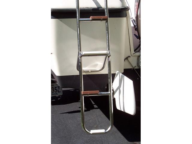 Swim Ladder Steps Upgrade