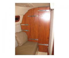 Privacy door for head