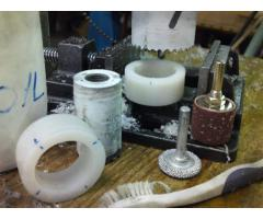 Rudder shaft bushing/seals- part one of three.