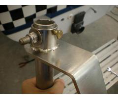 Sloppy Rudder Control Horns
