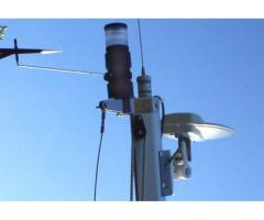 Masthead light, vane, antennaes