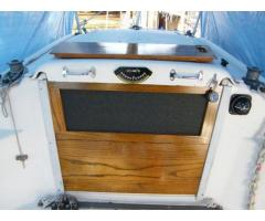 Companionway Boards with Screen & Vinyl Window