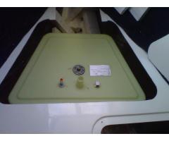 Internal Bow Fuel Tank
