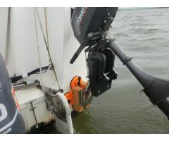 Auxillary engine mount