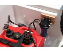 External fuel filter