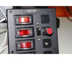 LED Lighting 70%  Panel  1 0f 3