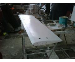 Daggerboard Replacement