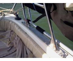 arch/solar panel mount/cockpit shade