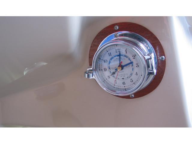Time & Tide clock