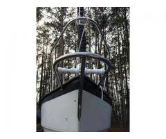 Anchor Roller / Bow Pulpit for the X