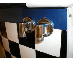 Water pressure pump and lines