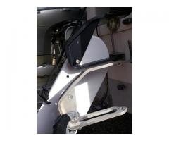 Aluminum Rudder Head replacement from BWY