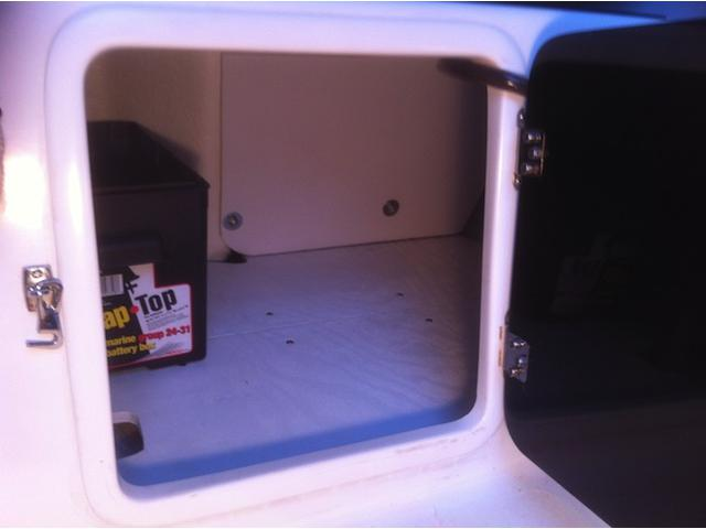 Rollover Proof Battery / Cabinet Mod Pt. 1