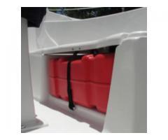 Fuel Tank Straps