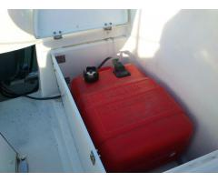 Hide and lock down fuel tanks