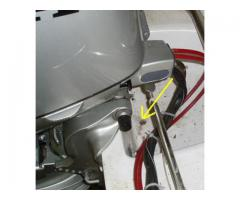 Fixing Leak into Bilge/Cabin