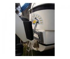 Transom Outboard Mount