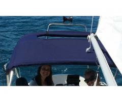 standing flap for bimini