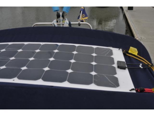 2X100W Semi Flexible Solar Panel