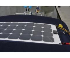 2X100W Semi Flexible Solar Panel