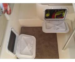 storage compartments
