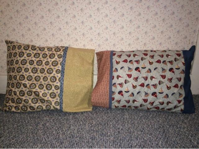 Do pillows count?