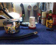 Mastreb Emergency Bilge Pump