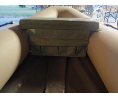 Dinghy Storage and Cushions