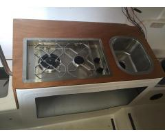 Galley rehab part 2